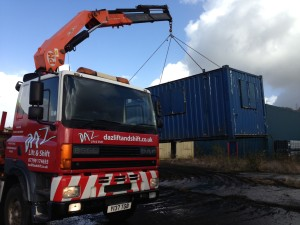 haulage companies South Wales