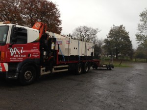 heavy haulage South Wales