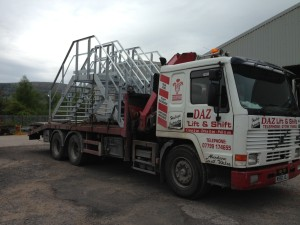 heavy haulage UK