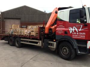 road haulage UK